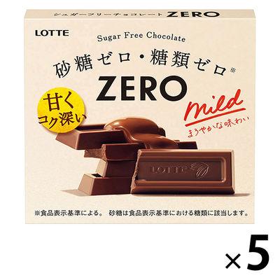 ロッテ ゼロ  1セット(5個入)
