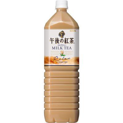 午後の紅茶ミルクティー 1.5L 16本