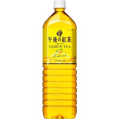 午後の紅茶レモンティー 1.5L 16本