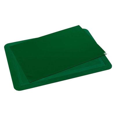 テラモト 粘着マットシートG 600×900mm 緑 MR-123-640-1 1セット(60枚層)