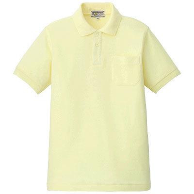 ポロシャツ(男女兼用) レモンイエロー L