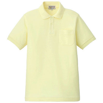 AITOZ(アイトス) ポロシャツ(男女兼用) レモンイエロー SS AZ7615-119