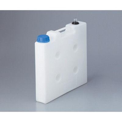 アズワン 液面計付き廃液回収容器 5L(非導電タイプ) 1本 1-1733-01 (直送品)