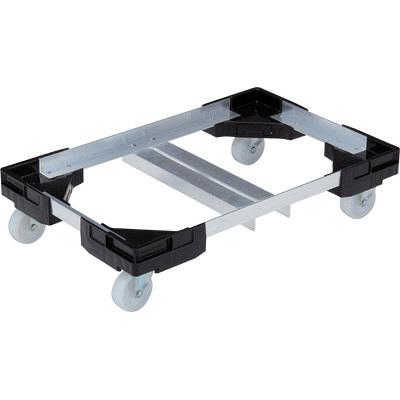 折りたたみコンテナ用キャリー(2個並列積載) 50L用 1台