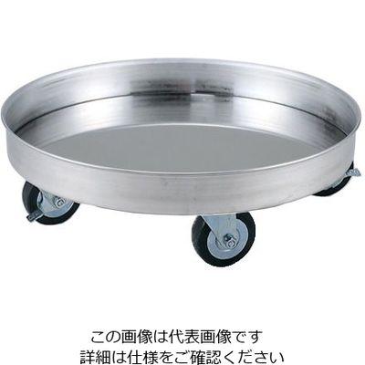 アズワン ドラム缶用台車 60L用 1ー1553ー01 1個 1ー1553ー01 (直送品)