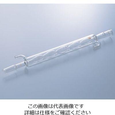 クライミング 共通摺合球入冷却器 アーリン氏タイプ 普通摺合15/25 1本 1-4325-01 (直送品)
