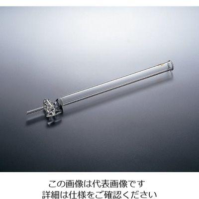 クライミング クロマトグラフ管 ガラスφ30mm フィルター付き 1本 1-4364-02 (直送品)