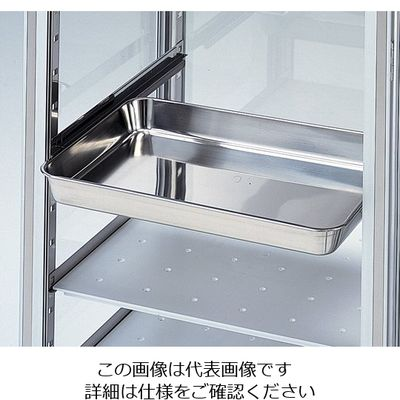 アズワン デシケーター用アクセサリー トレー棚板 1枚 1-5216-08 (直送品)