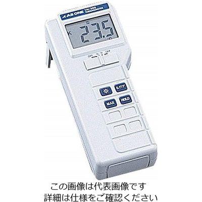 アズワン デジタル温度計 TMー300 切替式 1ー5812ー01 1台 1ー5812ー01 (直送品)