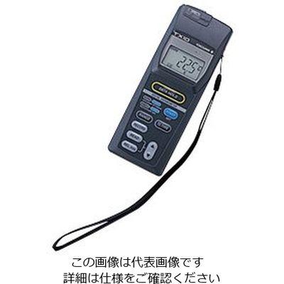 アズワン デジタル温度計 TX10ー02 1ー591ー12 1台 1ー591ー12 (直送品)