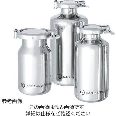 アズワン UN規格認定ボトル 2.3L 1ー6500ー02 1個 1ー6500ー02 (直送品)
