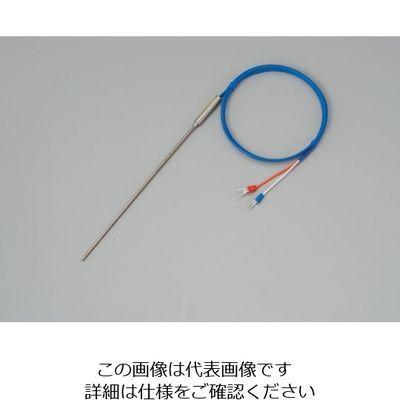 アズワン K熱電対(シース型)TK1.6×L300 1ー6537ー05 1個 1ー6537ー05 (直送品)