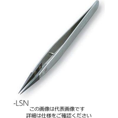 アズワン セラミックピンセット KC-SDT-LSN 1本 1-6808-03 (直送品)