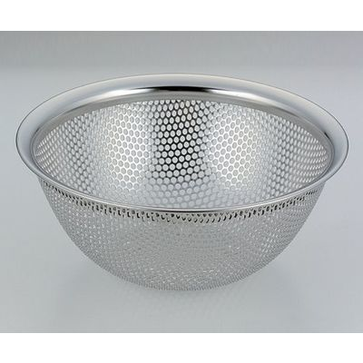 アズワン パンチングメッシュボール φ27cm 1ー7470ー05 1個 1ー7470ー05 (直送品)