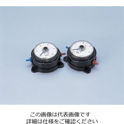 アズワン マノスターゲージ(高性能微差圧計) WO81FN1000D 1台 1-750-03 (直送品)