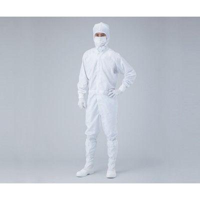 東洋リントフリー プロテノン無塵衣 FP182C 白 S 1着 1-7868-01 (直送品)