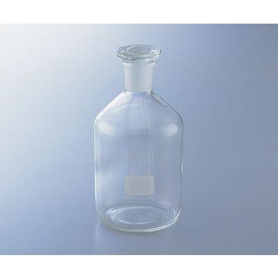 アズワン 試薬瓶(栓付き)デュラン(R) 白 2000mL 1-8400-07 (直送品)