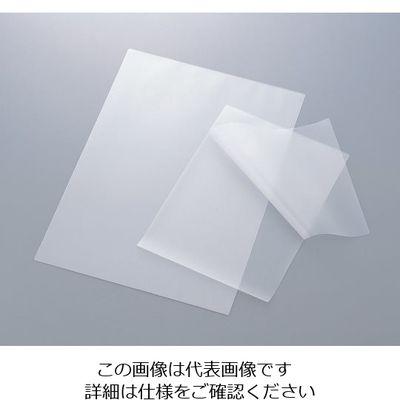 アズワン CRラミネートフィルム SSーA4 1ー8636ー01 1袋(100枚入) 1ー8636ー01 (直送品)