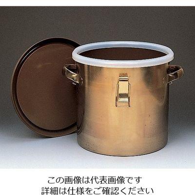 アズワン フッ素樹脂(PFA)コーティング密閉タンク 25L 1個 1-9492-05 (直送品)