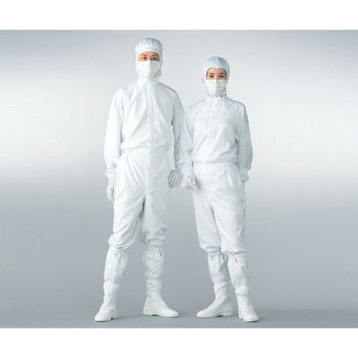 アズワン ESD対策無塵衣 FS150C 白 3L 1ー9731ー01 1着 1ー9731ー01 (直送品)