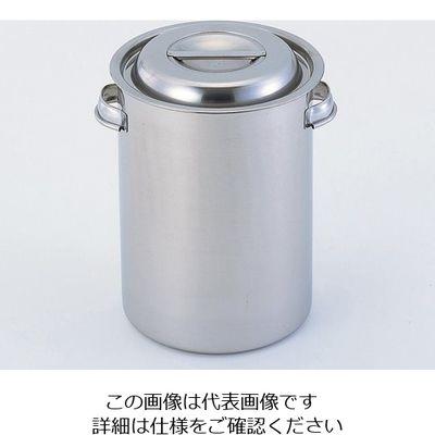 アズワン 深型ストックポット 8.7L 1個 1-9753-03 (直送品)
