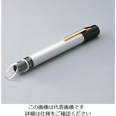 アズワン ポケットマイクロスコープ 2001ー25 2ー203ー01 1本 2ー203ー01 (直送品)