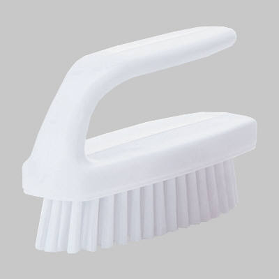 アズワン サニーフィットブラシ 爪ブラシ白 2-5828-10
