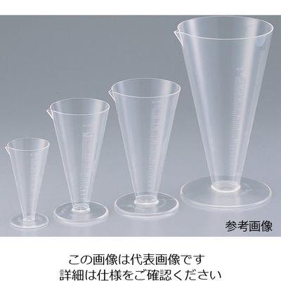 Kartell(カルテル) コニカル液量計(PMP製) 1L No.1425 1個 2-7776-04(直送品)