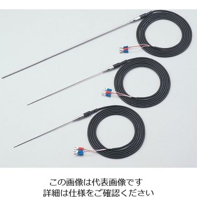 アズワン 白金測温抵抗体B級3線式 TPT-16150H 1個 2-7958-01 (直送品)