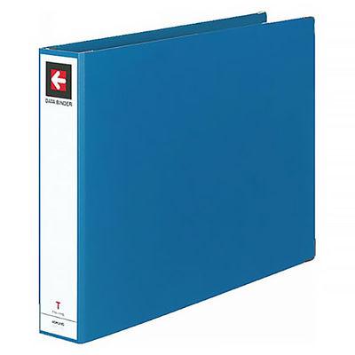 データバインダーT(バースト用)幅広タイプ EBT-551B 1箱(10冊入)