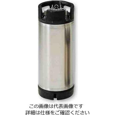 ユニコントロールズ ステンレス加圧容器 18L 1個 4-3026-02 (直送品)