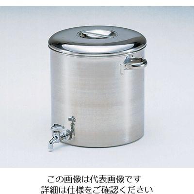 アズワン 蛇口付タンク 15L 4ー5006ー01 1個 4ー5006ー01 (直送品)