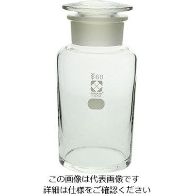 アズワン 共通摺合わせ広口試薬瓶 白色 1000mL 4ー5031ー06 1本 4ー5031ー06 (直送品)