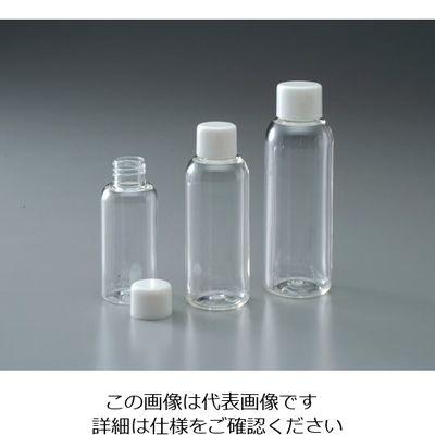 アズワン ペットボトル 80mL 1箱(100本入) 4-5341-03 (直送品)