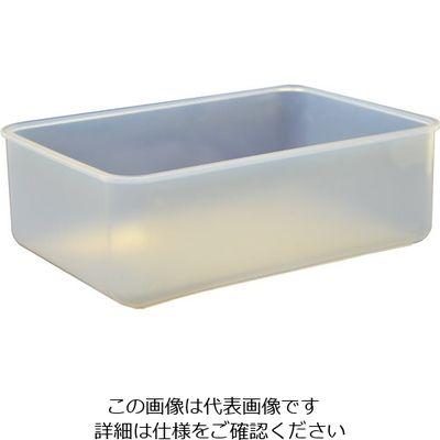 アズワン PFA角型容器 1.6L本体 1個 4-5607-01 (直送品)