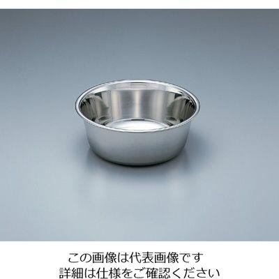 アズワン ステンレス大型ボール(SUS304) 15L 4ー5620ー04 1個 4ー5620ー04 (直送品)