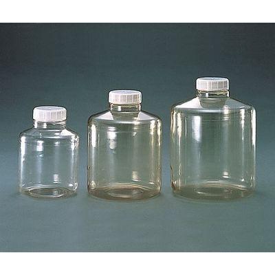 アズワン ポリカーボネート広口大型瓶 10L 4ー5632ー01 1本 4ー5632ー01 (直送品)