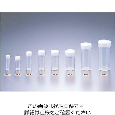 マルエム PP容器 30mL 100本入 No.6 1箱(100本) 5-094-06 (直送品)