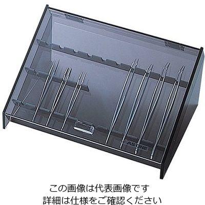 アズワン ピンセットケース(蓋付き) 275×193×135mm PS-1 1個 5-1104-01 (直送品)