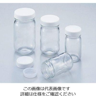 アズワン UMサンプル瓶(マヨネーズ瓶) 100mL 100本入 1箱(100本) 5-128-22 (直送品)