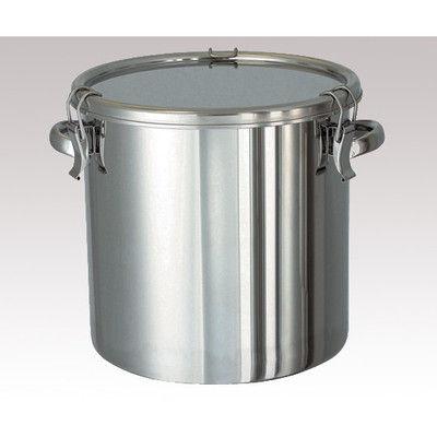 日東金属工業 把手付き密閉式タンク 80L 1個 5-145-09 (直送品)