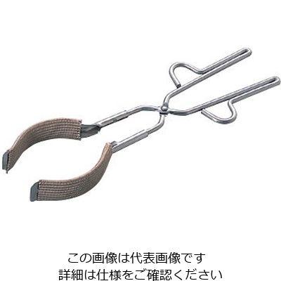 アズワン トング ビーカー用 02-620 1本 6-451-02 (直送品)