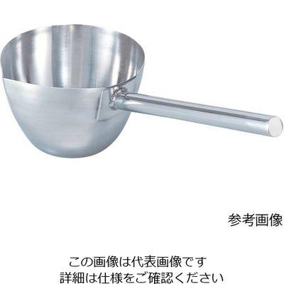 アズワン オールステンレス製杓子 1.0L500 1本 6-517-05 (直送品)