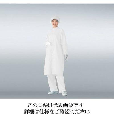 アズワン 無塵衣AS207C男女兼用ホワイト M 1着 6-7534-14 (直送品)