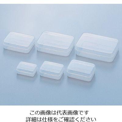 マルエム 試料ケース(MAJYケース) SS 120入 1箱(120個) 6-9134-06 (直送品)