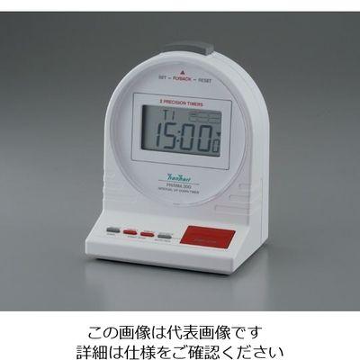 アズワン 100デシベルアラームタイマー 2チャンネル 1台 6-9200-01 (直送品)