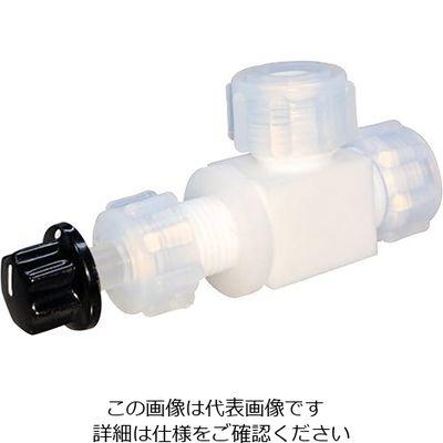 アズワン 直角型ニードルバルブ LN-8 1個 7-278-02 (直送品)