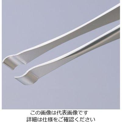 アズワン エレクトリックピンセット 573 丸筒 特殊鋼 1本 7-601-03 (直送品)