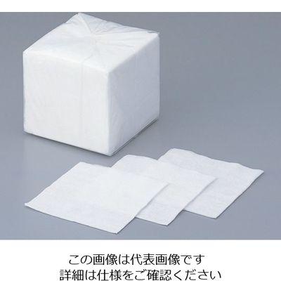 アズワン コットンシーガル 250×250 1箱(3000枚) 7-653-02 (直送品)