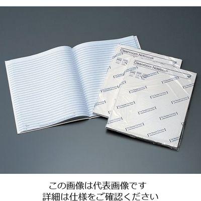 アズワン クリーンルームノートブック TX5708 9ー1022ー11 1箱(10冊入) 9ー1022ー11 (直送品)